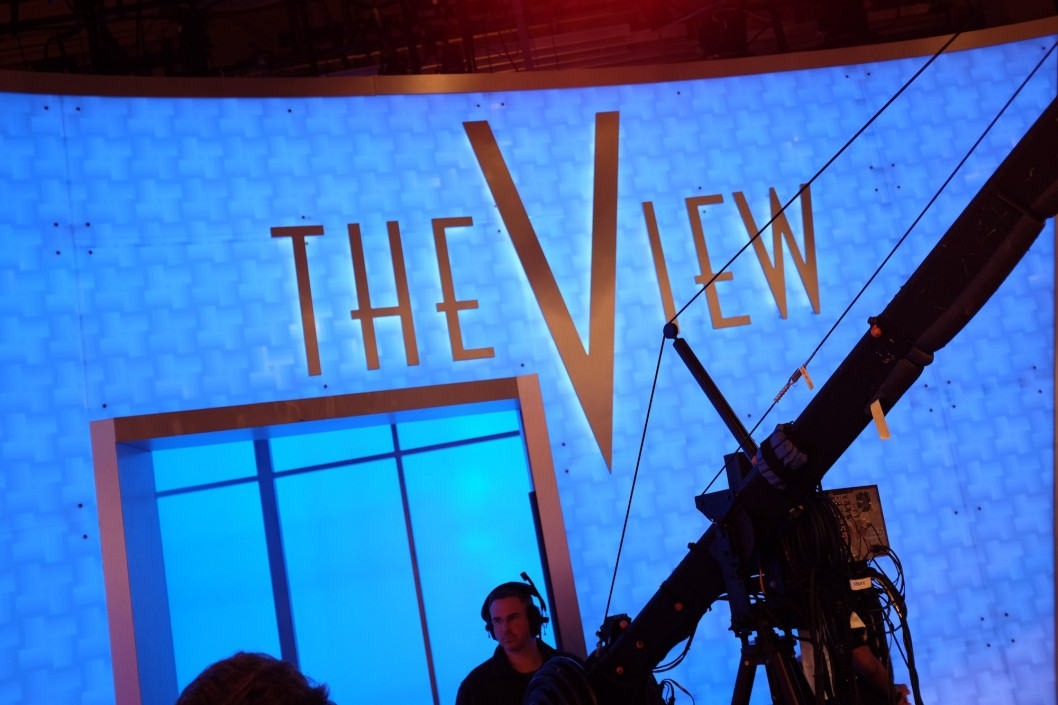 RD THE VIEW 2014 04